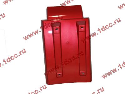 Брызговик передней оси левый H3 красный HOWO (ХОВО) WG1642230103 фото 1 Нижний Тагил