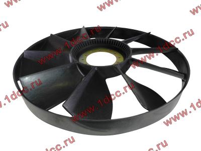 Вентилятор радиатора на гидромуфту d-640 H HOWO (ХОВО) VG2600060446 фото 1 Нижний Тагил