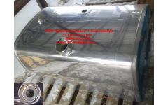 Бак топливный 400 литров алюминиевый F для самосвалов фото Нижний Тагил