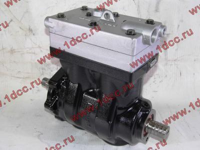 Компрессор пневмотормозов 2-х цилиндровый WABCO H3 HOWO (ХОВО) VG1099130010 фото 1 Нижний Тагил