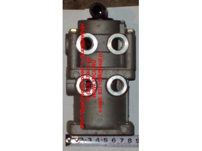 Кран главный тормозной H2 HOWO (ХОВО) WG9719360005 фото 1 Нижний Тагил