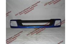 Бампер FN3 синий самосвал для самосвалов фото Нижний Тагил