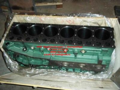 Блок цилиндров двигатель WD615.68 (336 л.с.) H2 HOWO (ХОВО) 61500010383 фото 1 Нижний Тагил