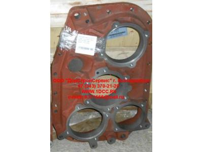 Крышка задняя KПП Fuller 12JS160T без проточки КПП (Коробки переключения передач) JS220-1707015 фото 1 Нижний Тагил