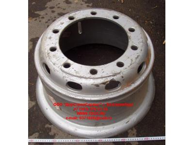 Диск колесный R20х8,5 10 отв. H2/H3/SH HOWO (ХОВО) WG9112610062 фото 1 Нижний Тагил