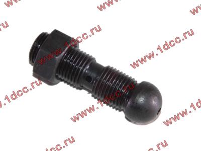 Болт регулировочный клапана с гайкой H2/H3 HOWO (ХОВО) VG14050010 фото 1 Нижний Тагил