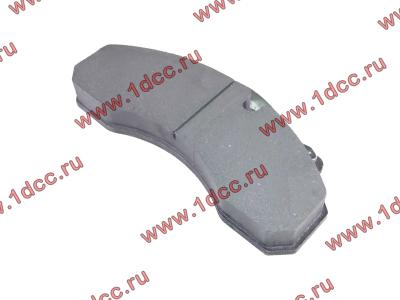 Колодка тормозная H A7 дисковые тормоза HOWO A7 WG9100443050 фото 1 Нижний Тагил