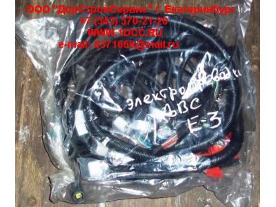 Жгут электропроводки двигателя H3 HOWO (ХОВО)  фото 1 Нижний Тагил