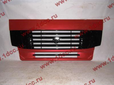 Капот H красный HOWO (ХОВО) WG1642110013 фото 1 Нижний Тагил