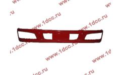 Бампер F красный пластиковый для самосвалов фото Нижний Тагил