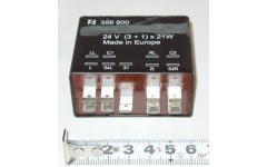 Реле указателей поворота 9 контактов SH/MAN