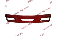 Бампер FN2 красный самосвал для самосвалов фото Нижний Тагил