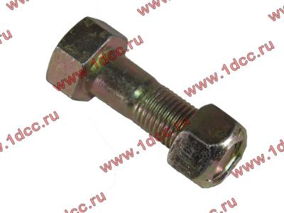 Болт M14х45 карданный с гайкой H2/H3 HOWO (ХОВО) Q151C1445 фото 1 Нижний Тагил