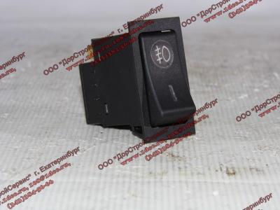 Клавиша противотуманных фар передних H HOWO (ХОВО) WG9719582002 фото 1 Нижний Тагил