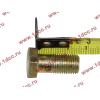 Болт пустотелый М12х1,25 (штуцер топливный) H HOWO (ХОВО) 90003962607 фото 2 Нижний Тагил