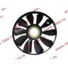 Вентилятор радиатора на гидромуфту d-640 H HOWO (ХОВО) VG2600060446 фото 3 Нижний Тагил