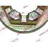 Гайка хвостовика проходного вала (МОДа, хвостовика редуктора) H/SH HOWO (ХОВО) 179000320013 фото 4 Нижний Тагил